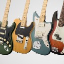 Comparing Fender's New American Professional Series