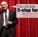 The Ultimate 5-Step Formula to a Perfect Speech