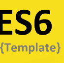 ES6 Tagged Template Literals
