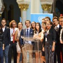 Between Community and Institution : the Case of Model UN in Tunisia