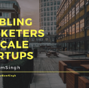 Enabling Marketers to Scale Startups