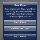 How I hacked App Store ratings for a consistently perfect 5 stars