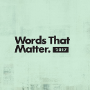 Discover the 'Words That Matter' in 2017