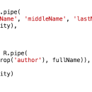 Partially-applied (or curried) functions could obfuscate the JavaScript stack trace