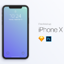 15 Premium iPhone X Resources for Designers in Photoshop, Sketch and more