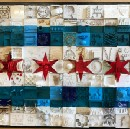 Chicago Flag Mosaic Project
