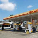 Demolished Shell gas station at Damen/Division to be replaced by small mixed-use building