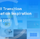 Scroll Transition Animation Inspiration — August 2017
