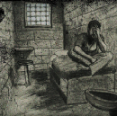 I was in solitary confinement, and it was an amazing journey