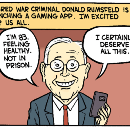 Donald Rumsfeld, Tech Bro