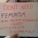 Not All Feminists
