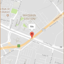 Native Google Maps and Geolocation ionic