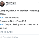 Are ICOs the new Venture Capital ?