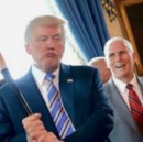 Trump Arranges For Pence To Perform An Idiotic Football Stunt, Costing Over $250 Thousand Dollars.