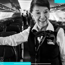 Meet the woman who's spent 60 years making the skies a little friendlier