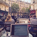 Working From Paris
