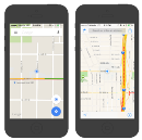 Design Explosions: Mapping on iOS