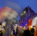 Macron's election night: how I felt at the Louvre on Sunday, May 7th