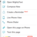 Chrome Extension Update: Sounds, Notification Quick Toggle