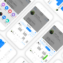 Time Zone Messenger Extension — UI/UX case study of scheduling meetings in different time zones
