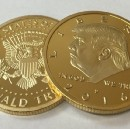 Trump To Profit From His Impeachment By Issuing Commemorative Gold Coin