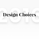 Muzli choices in design for 2016