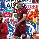 Is Francesco Totti under-rated in England? We asked 10 Premier League fans