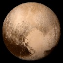 At last we know something about Pluto. And our astronomers.