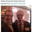 Accused Pedophile Pictured with Robby Mook and CNN Anchors— Will CNN Disavow?