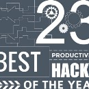 23 Best Productivity Hacks of the Year