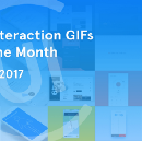 UI Interaction GIFs Of the Month — April 2017