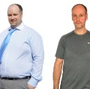 From Morbidly Obese to London Marathon