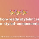 Announcing production-ready linting for styled-components