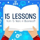 15 Lessons from 15 Years in Business