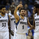The Plan For The Timberwolves