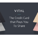 Introducing VITAL: The World's First Social Credit Card