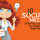 10 Social Media Strategy Ideas that Generate Real Results