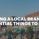 Building a local brand: 5 essential things to know