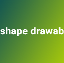 Android Shape Drawables Tutorial