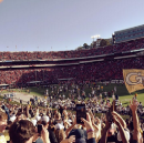 16 Instagram photos from Georgia Tech's victory over that other school.