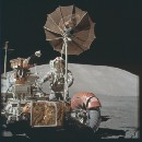 More GIFs made from some of the 14,227 Apollo photos.