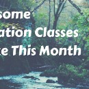 5 Awesome Meditation Classes to Take This Month: Art and Meditation Together