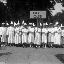 The KKK started a branch just for women in the 1920s, and half a million joined