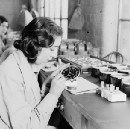 The 'Radium Girls' literally glowed from their work—and then it started killing them