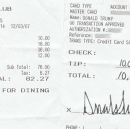 Fact Checking in the Age of the Receipts