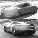 The New Tesla Roadster: Design Breakdown. Part 2