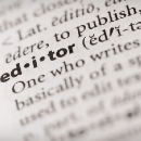 So, what does an editor do?