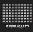Ten Things We Believe