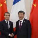 What if President Macron was frightened of China?