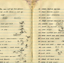 Translating Woody Guthrie's 1943 New Year's Resolutions For 2017!